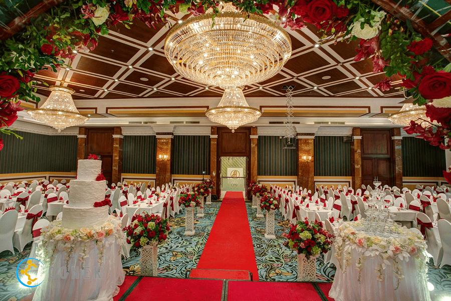 Hội trường khách sạn Army Nguyễn Tri Phương