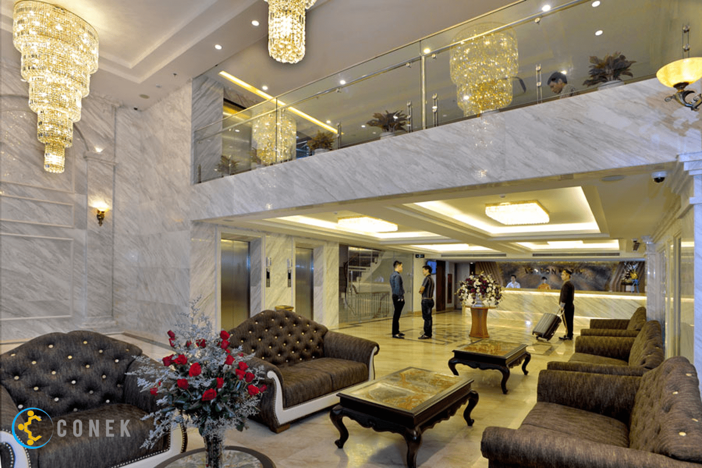 Hội trường khách sạn London Hotel