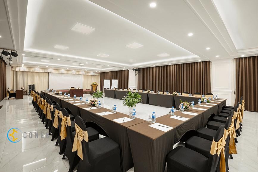 Hội trường khách sạn Adonis Quang Trung
