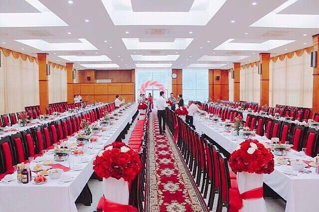 Hội trường khách sạn Chu Văn An