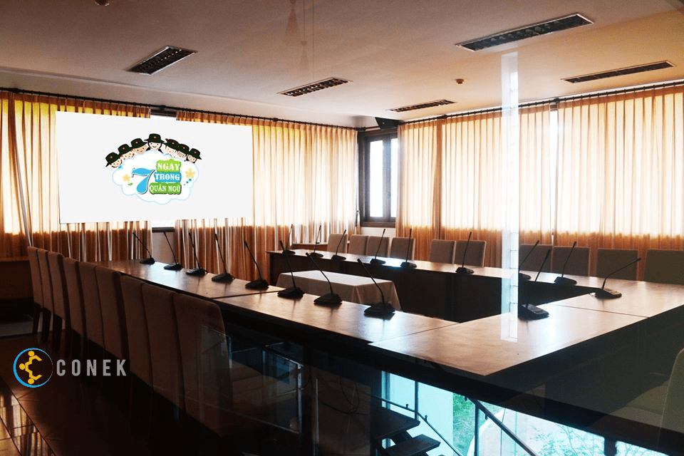 Hội trường khách sạn Đồ Sơn