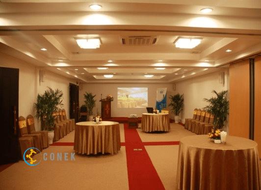 Hội trường khách sạn Sao Mai