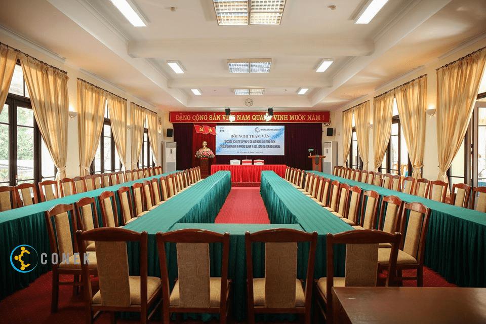 Hội trường khách sạn Tây Hồ Đặng Thai Mai