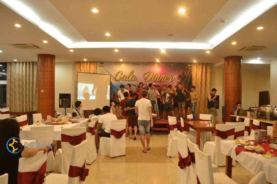 Hội trường khách sạn Tuần Châu Hạ Long