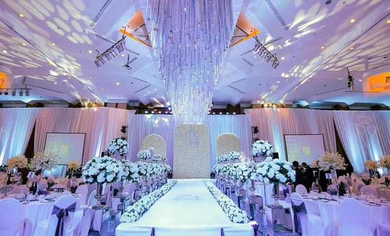 Top 7 trung tâm tổ chức tiệc cưới hà nội chất lượng 4 – 5 sao