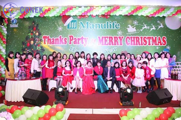 Kịch bản tổ chức chương trình Giáng Sinh, Noel hay nhất