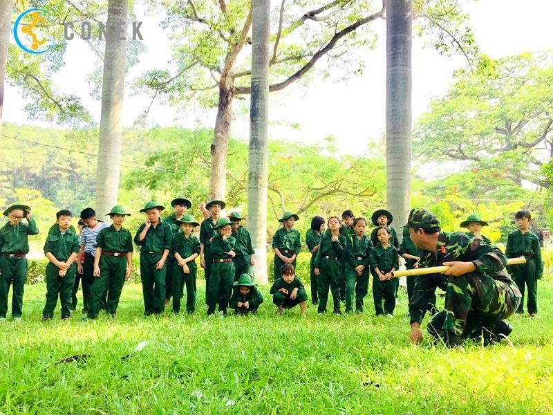 Tổ chức chương trình ngoại khóa lịch sử cho học sinh | Conek