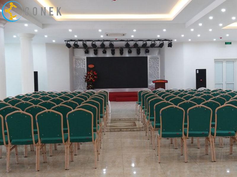 Hội trường nhà khách Bộ Tư Lệnh Hà Nội - 99 Lê Duẩn