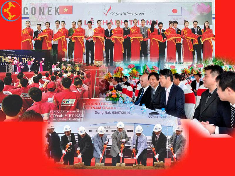 Dịch vụ tổ chức sự kiện khai trương giá rẻ uy tín tại Hà Nội