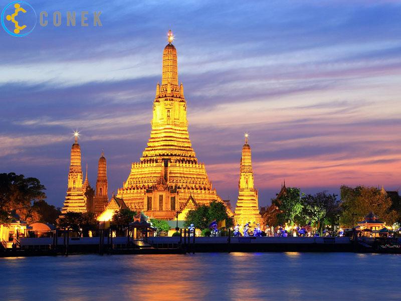 Tour Thái Lan từ Hà Nội và những kinh nghiệm bạn cần nhớ